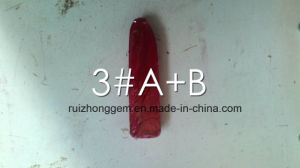 Ruby Rough, Synthetic Ruby Material pictures & photos