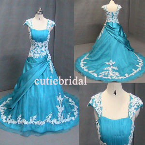 Christmas Prom Ball Gown (CW002)