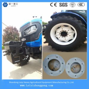 4 Wheel Drive Multiple Agricultural Wheeled Farming Tractor (70HP-200HP) pictures & photos