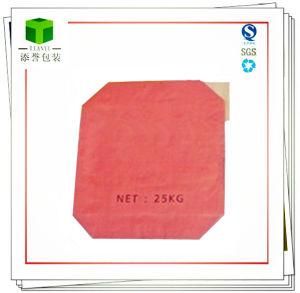 Kraft Valve Paper Bag for Emulsion Powder pictures & photos