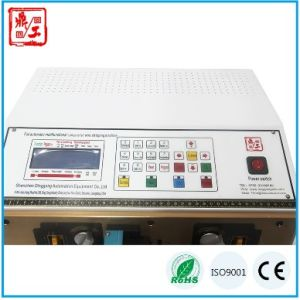Auto Electronic Wire Cutting Stripping Machine pictures & photos