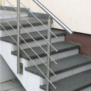 Indoor Stainless Steel Rod Bar Railing System pictures & photos