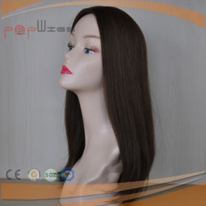 Human Virgin Remy Hair Silk Top Women Wig (PPG-l-0963) pictures & photos