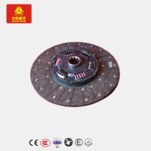 Sinotruk HOWO Spare Parts 430mm Clutch Disc Wg9114160020 pictures & photos