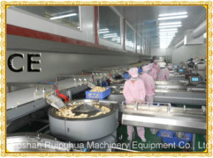 Automatic Packing Machine/Packing Line (feeding and packing in 3 line) pictures & photos