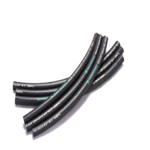 Industria Cloth / Smooth Surface Colorful Hydraulic Rubber Hose pictures & photos