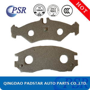 Truck Brake Pads Casting Backing Plate for Aftermarket pictures & photos