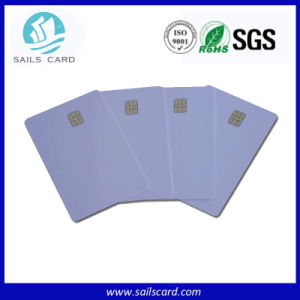 Blank FM4442 FM4428 Contact IC Card pictures & photos