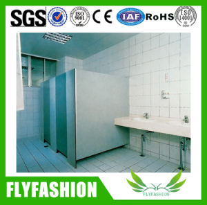Yellow Toilet Cubicle Partition for Sale (WC-07) pictures & photos