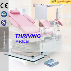 Electirc Hospital Gynecology Chair (THR-DH-S104A) pictures & photos