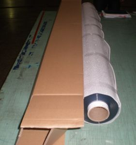 PVC Super Clear Film for Blinds/Sunshades pictures & photos