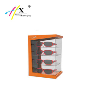 Luxury Custom Acrylic Eyewear Sunglasses Display pictures & photos