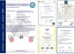 Frequency Screw Air Compressor Pm Motor Energy Saving Compressor pictures & photos