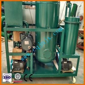 Single-Stage Vacuum Insulation Oil and Transformer Oil Purifier pictures & photos