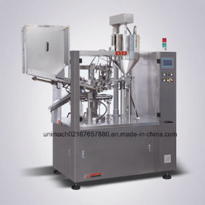 Automatic Tube Filling and Sealing Machine (NF-60) pictures & photos