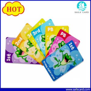 Super Market Lf/Hf/UHF RFID Smart Card pictures & photos
