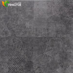 No Formaldehyde Standard Size 6′′*36′′ Office PVC Vinyl Plank Flooring pictures & photos