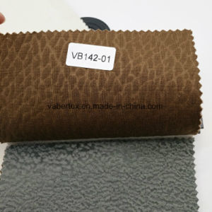 Polyester PU Home Textile Woven curtain Sofa Upholstery Fabric pictures & photos