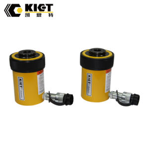 Steel Material Single Acting Hydraulic Cylinder pictures & photos