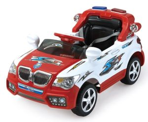 Kids Remote Control Car Baby Battery Operated Car Children Electric Toy Car pictures & photos