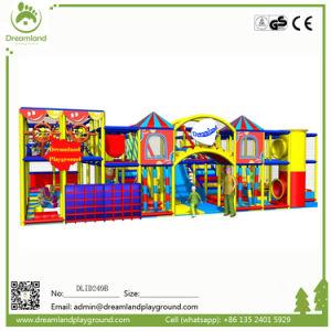 Economic Gymnastics Good Quality Indoor Playground Equipment for Sale pictures & photos