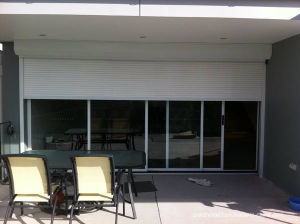 Outbox Covering Metallic Roller Shutter with Automatic Function pictures & photos