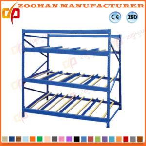 Light Duty Warehouse Metal Rivet Shelf Storage Display Rack (Zhr105) pictures & photos