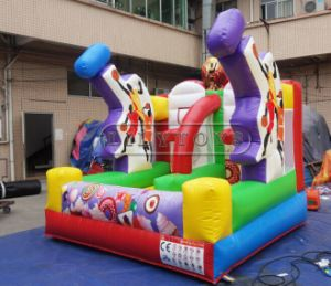 Lilytoys PVC Typ Indoor N Outdoor Sport Games Inflatable Basketball Hopp pictures & photos