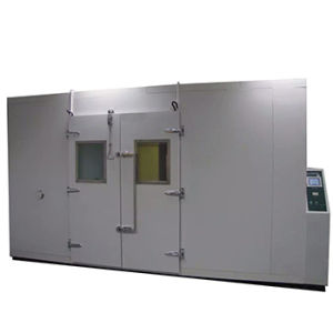 Environmental Temperature Humidity Test Chamber Universal Lab Equipment Tensile Testing Machine pictures & photos