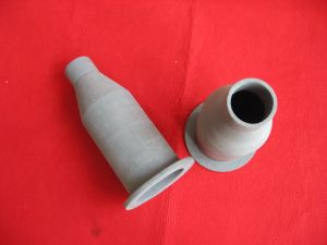 Recrystallized Silicon Carbide Sic Ceramic Nozzle pictures & photos