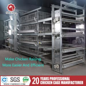 Farm Equipment Poultry Battery Cages for Broiler Chicken pictures & photos