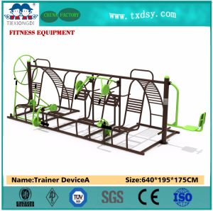 China Outdoor Fitness Equipment pictures & photos