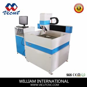 Newest Mini Engraving Machine Metal Engraver CNC Engraving Machinery (VCT-4540A/C/R) pictures & photos