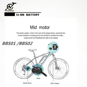 Cnebikes 36V 500W Bafang MID Motor Kit for Sale pictures & photos