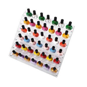 Crystal Clear Acrylic Nailpolish Organizer Wholesale pictures & photos