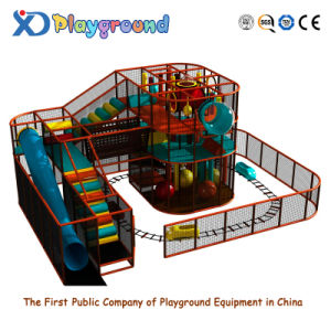 Competitive Commercial Used Kids Indoor Playground Equipment pictures & photos