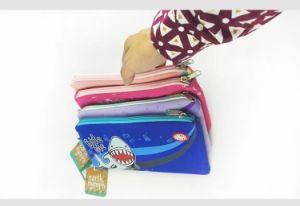 School Neoprene Bag Holder Pouch, Custom Cheap Zip Neoprene Pen Pencil Case pictures & photos