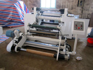 Auto Foil & Paper Slitting and Rewinding Machine (ZFJ-600) pictures & photos