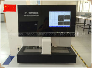 Full Automatic 5-Diff Hematology Analyzer of HP-HEMA7000B pictures & photos