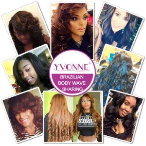Brazilian Body Wave Virgin Hair 100% Human Hair Weave pictures & photos