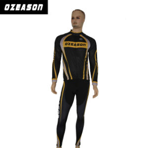100% Polyester Ozeason Man′s Cycling Jersey, Quick Dry Cycling Shirts pictures & photos