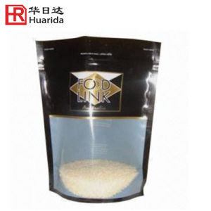 Resealable Zipper Stand up Coffee Bean Packaging Bag with Ziplock pictures & photos