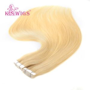 High Grade Human Hair Virgin Brazilian Remy Hair Extension pictures & photos