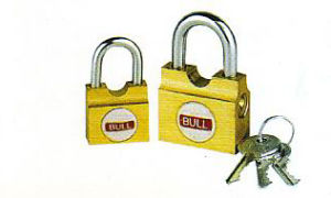 H816 Side Opening Brass Padlock, Furniture Lock pictures & photos