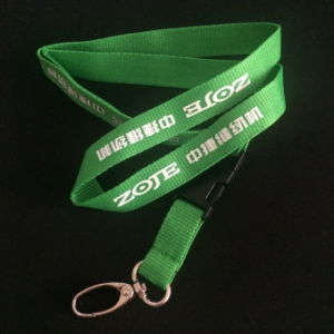 Promotional Lanyard with Customized Logo pictures & photos