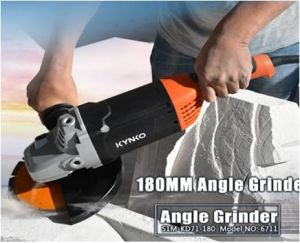 Professional Tools 2800W Angle Grinder for Stone Cutting pictures & photos