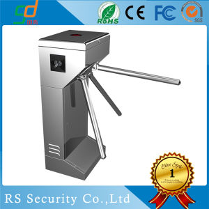 Vertical 304 Stainless Steel Tripod Turnstile Manufacturer.
