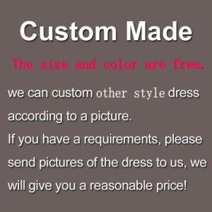 Custom Ball Gown Pink Blue Puffy Quinceanera Prom Dress B88 pictures & photos