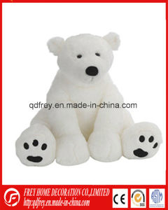 China Supplier for Plush Ice Bear for Christmas Holiday Gift pictures & photos