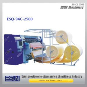 High Speed Computerized Quilting Machine (ESQ-94C-2500) pictures & photos